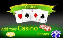 add casino banner